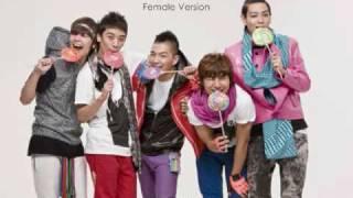 Big Bang- Wonderful (female version)