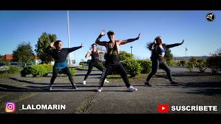 La Diabla -alex Sensation, Nicky Jam Coreografía Zumba  Lalo Marin