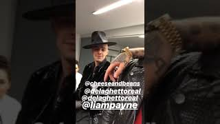 J Balvin Ft. Liam Paine MTV MIAW 2018