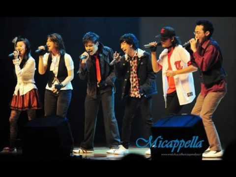 Zhiming and Chunjiao(志明与春娇)--MICappella
