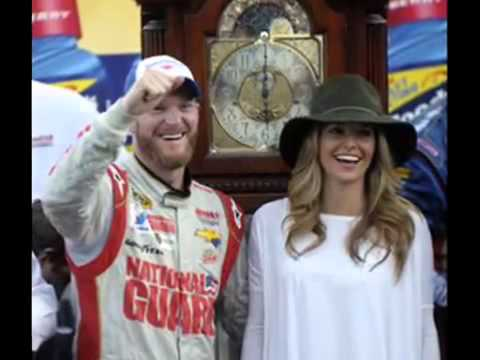 who is dale earnhardt jr currently dating Dale earnhardt jr (center) speaks at his father's nascar hall of fame induction in 2010 earnhardt jr told the observer thursday he is siding with his half-brother kerry earnhardt (right) over his stepmother teresa earnhardt (left) in a legal dispute concerning whether kerry earnhardt can use his last name on a line of.