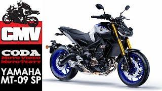 Yamaha MT-09 SP  - test, opinia, recenzja, prezentacja, jazda testowa - CMV Moto Testy