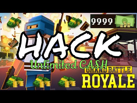 How to hack grand battle Royal!!! (cash&keys) easy (need root)