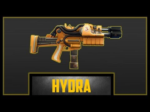 Hydra Weapon Review | Fortnite Save The World