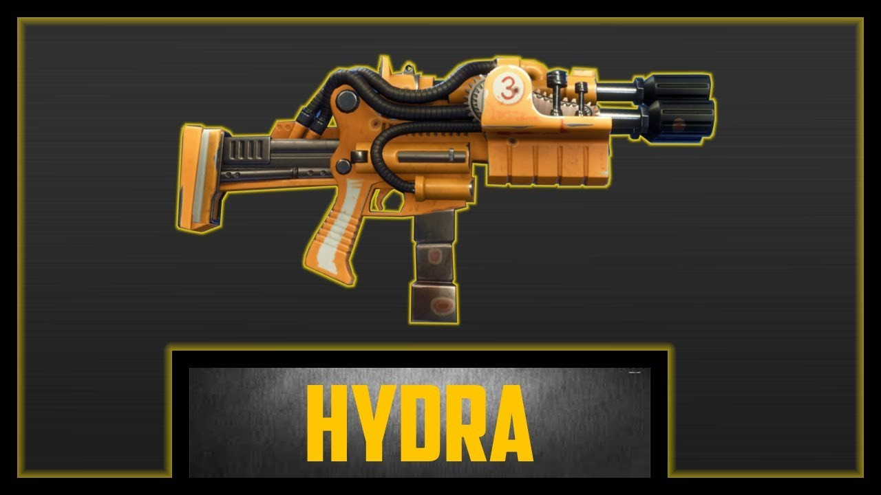 hydra weapon review fortnite save the world - save the world youtube fortnite