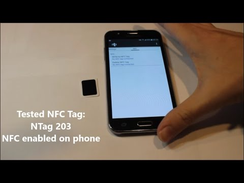 Write NFC Tag Bluetooth auto connect and play App AutoPlay for Android
