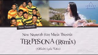 TERPESONA - New Nazareth Ft. Maria Theresia (Official Lyric Video)