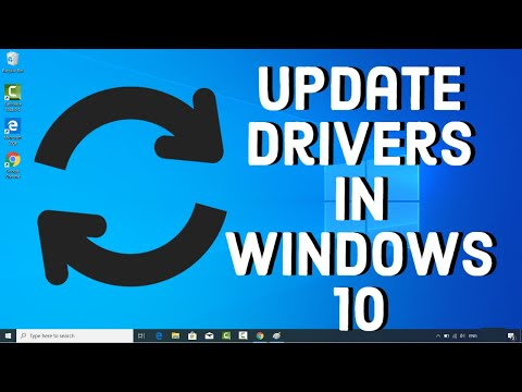 How To Update Drivers On Windows 10