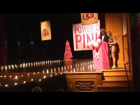 Power of Pink Fashion Show at Norfolk Collegiate, Part 1