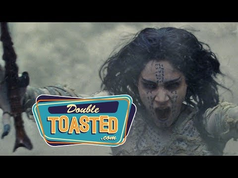 THE MUMMY 2017 MOVIE REVIEW - Double Toasted Review