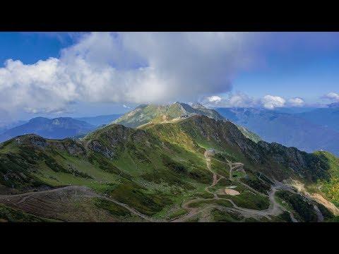 Nature Scenery - Mountains in Rosa Peak, Russia 2019