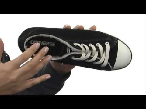 6d1fc102c899 Converse Chuck Taylor® All Star® Dainty Suede Shearling Ox SKU  8204510 -  YouTube
