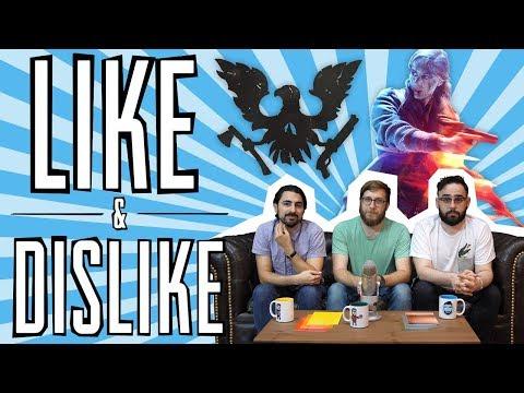 LIKE & DISLIKE: Battlefield V, State of Decay 2, Tennis World Tour...