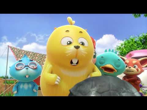 Duda Dada 60 Min Compilation 8 | S02 EP. 20-26 | Duda Dada Official Animation For Kids | #ДудаиДада