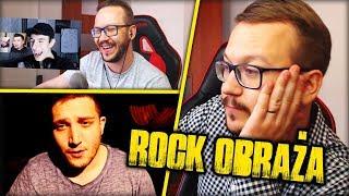 """Dlaczego oglądamy """"Rock Obraża"""" ?"""