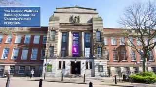 University of Wolverhampton: Take the Tour