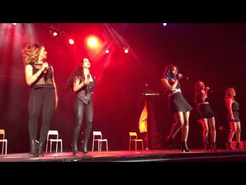 Fifth Harmony - Reflection - AZ State Fair 2014