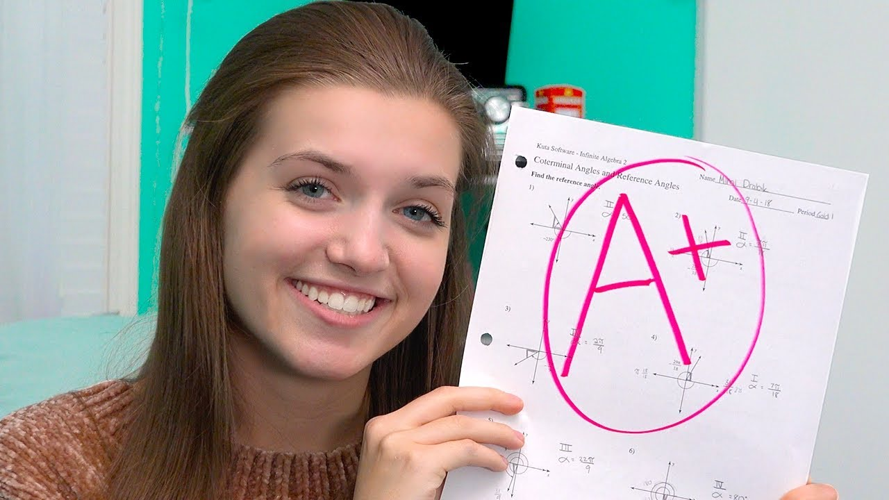 Download Mimi's Straight A+ School Hack! Learn to Study When Distracted!