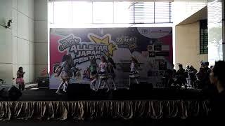 Aqouluv ( Aqours Dance Cover ) - Jumping Heart @Allstar Japan Festival