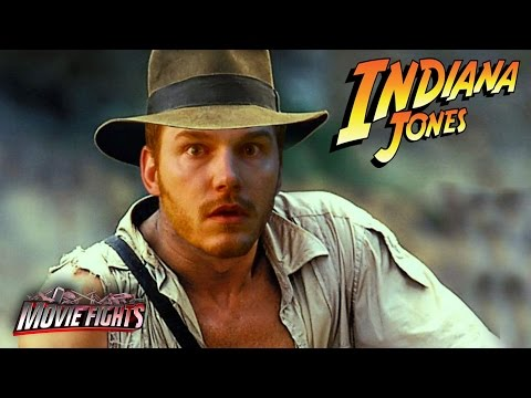 Should Indiana Jones be Rebooted w/ Chris Pratt? - MOVIE FIGHTS!