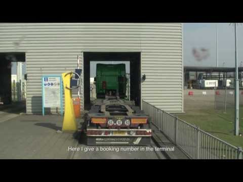 Container Trucking in the Port of Rotterdam (Part 3)