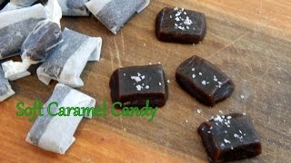 Soft Caramel Candy