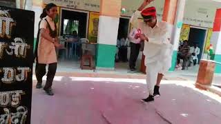 "72 Independence Day ""Best Sarkari School Dance Performance"" on Rajasthani Songs"