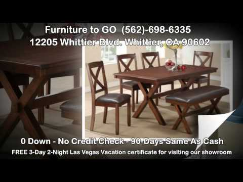 Dining Tables From Furniture To GO 562 698 6335 Whittier CA