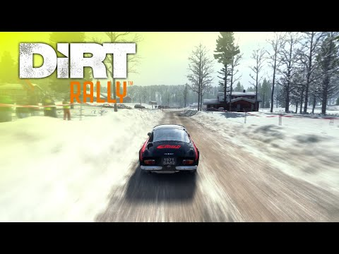 DiRT Rally - Career Mode #5: Sweden, 1960s Open Championship