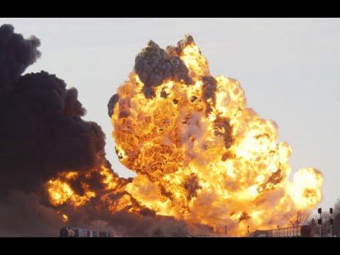 Взрывы в Ачинске (Каменка) Красноярский край