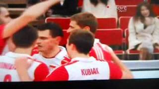 puchar świata 2011 mecz polska kuba .wmv