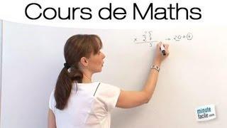 Maths faciles : Réaliser une soustraction à virgule
