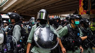 Hong Kong Braces For Another Day Of Anti-china Protests