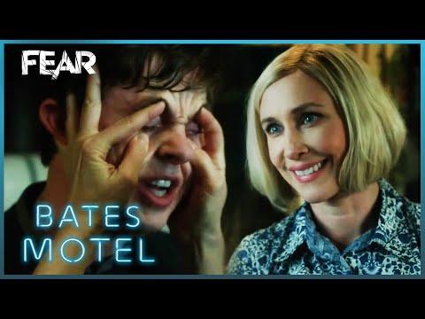 """I Made You Up!"" | Bates Motel"