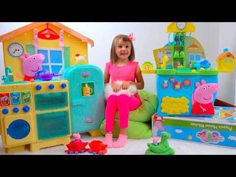 Katya Y Sus Nuevos Juguetes Para Niñas