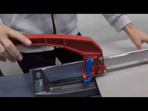Masterpiuma For Beginners - How To Start Using The Masterpiuma P3 Manual Tile Cutter