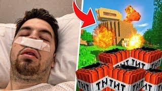 SALGO del HOSPITAL y alguien ha ATACADO MI CASA!!