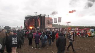 Motley Crue - Kickstart My Heart (*Download Festival 2015*)