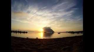 Sardinia   Porto San Paolo   Tavolara   Sunrise