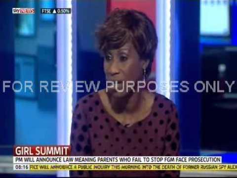 Sister Fa on Sky News Sunrise