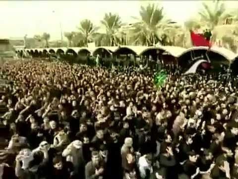 فيديو:  شاهد كيف كانت «كربلاء» يوم عاشوراء قبل وبعد سقوط الرئيس صدام حسين