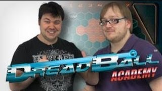 DreadBall Academy Ep01: Learning The Game