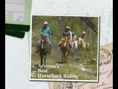 Ranch holidays guest ranch vacation in arizona youtube for Funnest all inclusive resorts