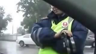 Четкий парень отшил ГИБДДшников Уфы Общение с ГИБДД
