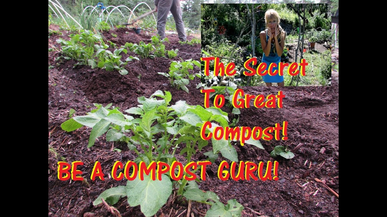 how to prepare compost at home