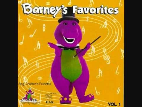 Barney Karaoke (Part 1)