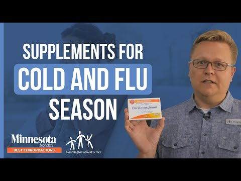 Supplements for Cold and Flu Season