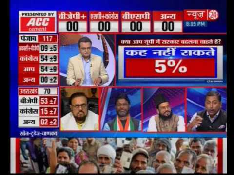 News24ChanakyaPoll: Today's Chanakya Post Poll Analaysis of UP