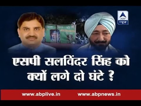 ABP News investigates Pathankot Attack: Is SP Salwinder Singh lying?