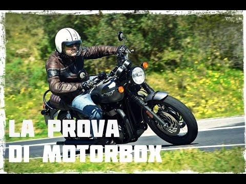 Triumph Bonneville T120 La Prova Di Motorbox Youtube